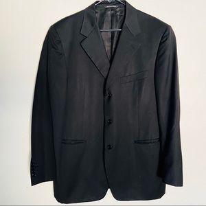Canali Mens Blazer Size 54 Italian 44 US